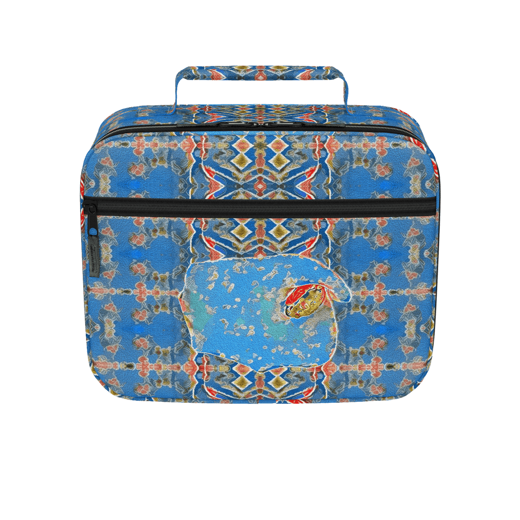 Portrait of a Mediterranean Frog Prince - Lunch Box