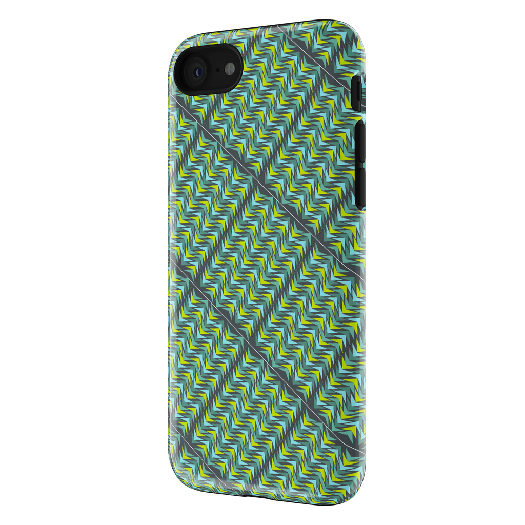 Waves  I phone 7 tough case