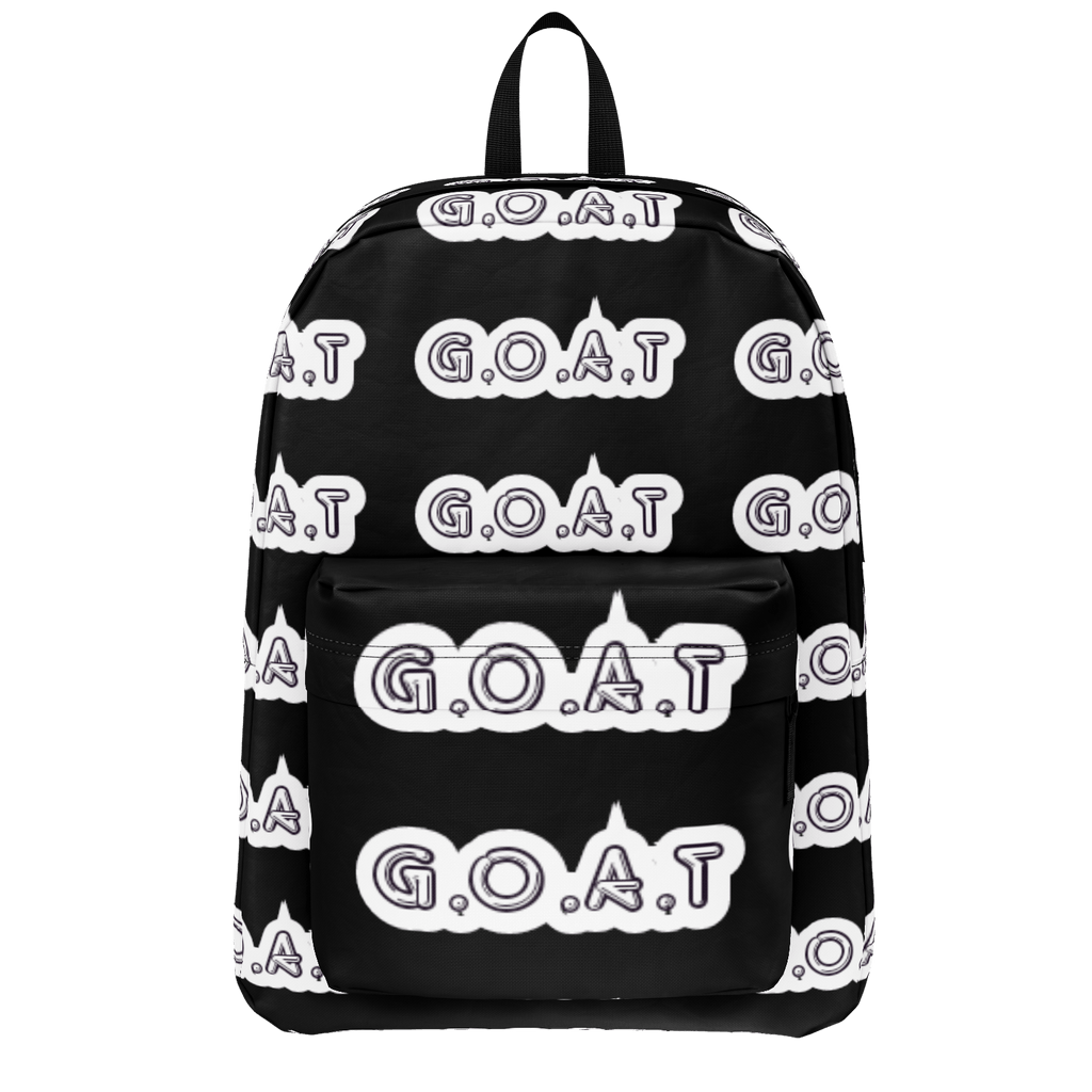 GOAT BOOK BAG