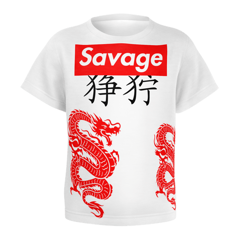 savage dragon dragon tshirt