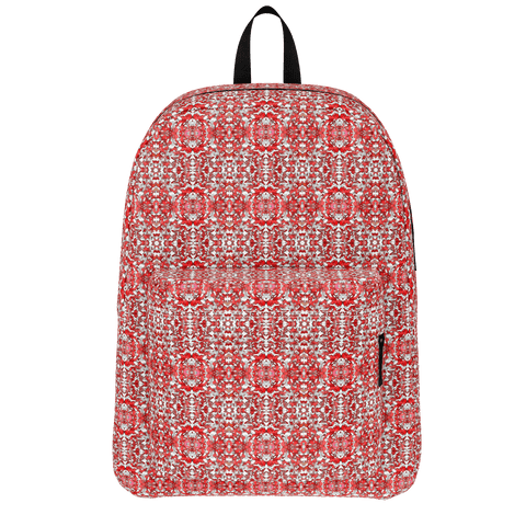 Deep Style Digital Pattern #13 - Classic Backpack