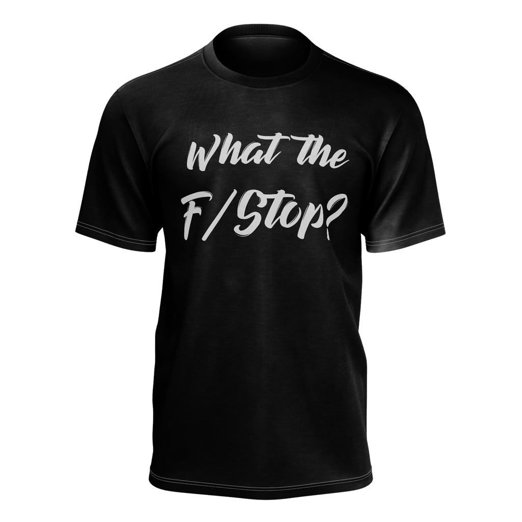 What the F/Stop? - Black
