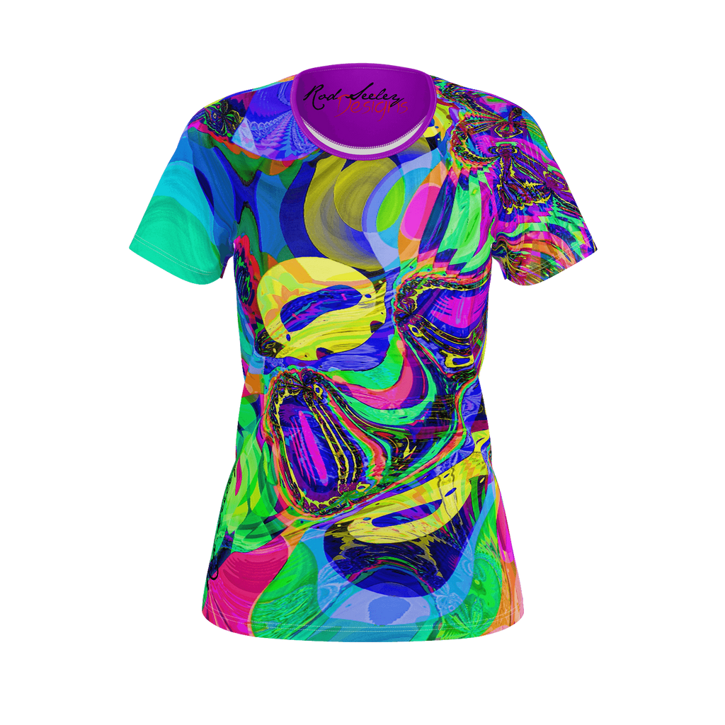 Colorful Maze - Women's Tee