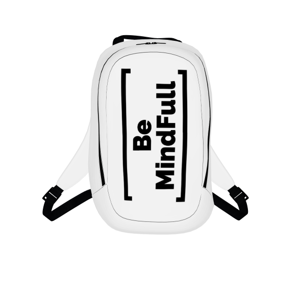 """Be MindFull"" Original Backpack"