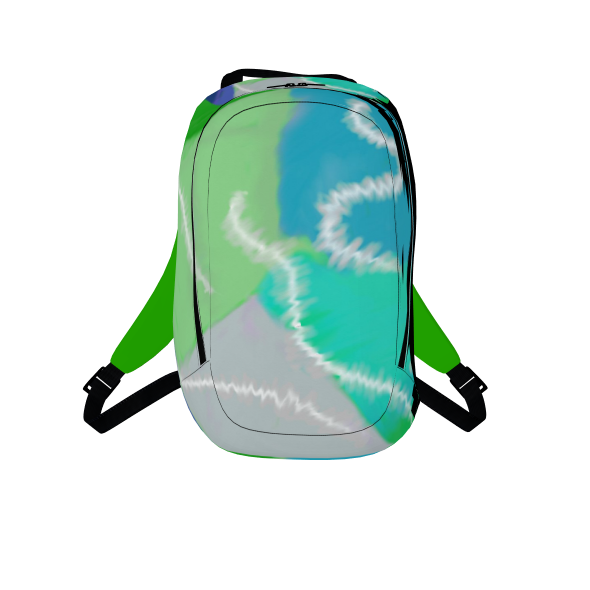 Backpack sound wave