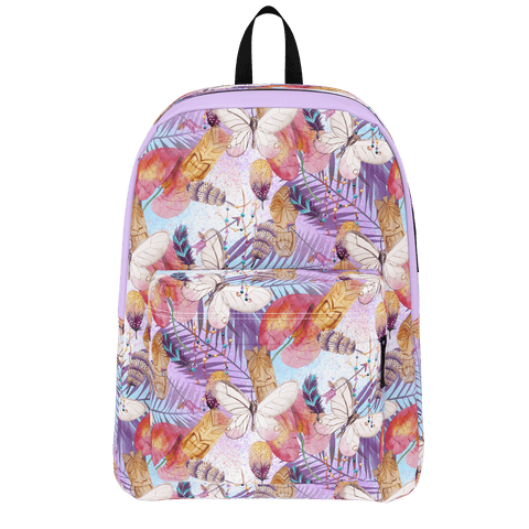 Boho Tiki Life Backpack