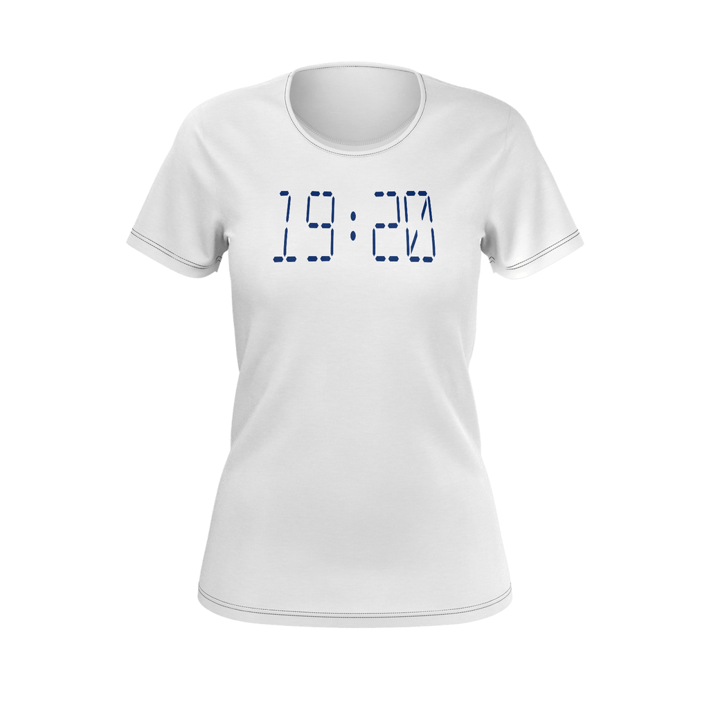 19:20 Zeta Phi Beta White Shirt
