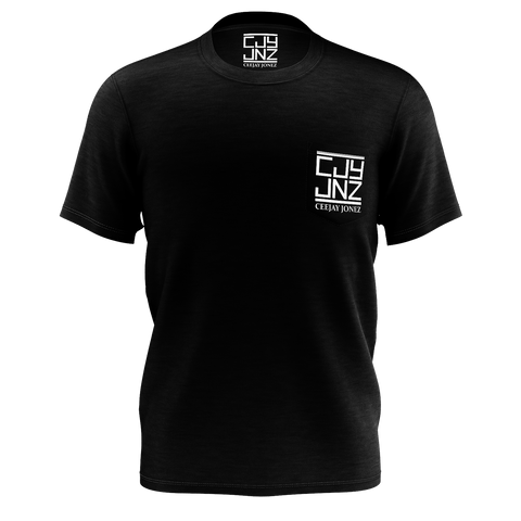 Pocket Tee Logo (Black)
