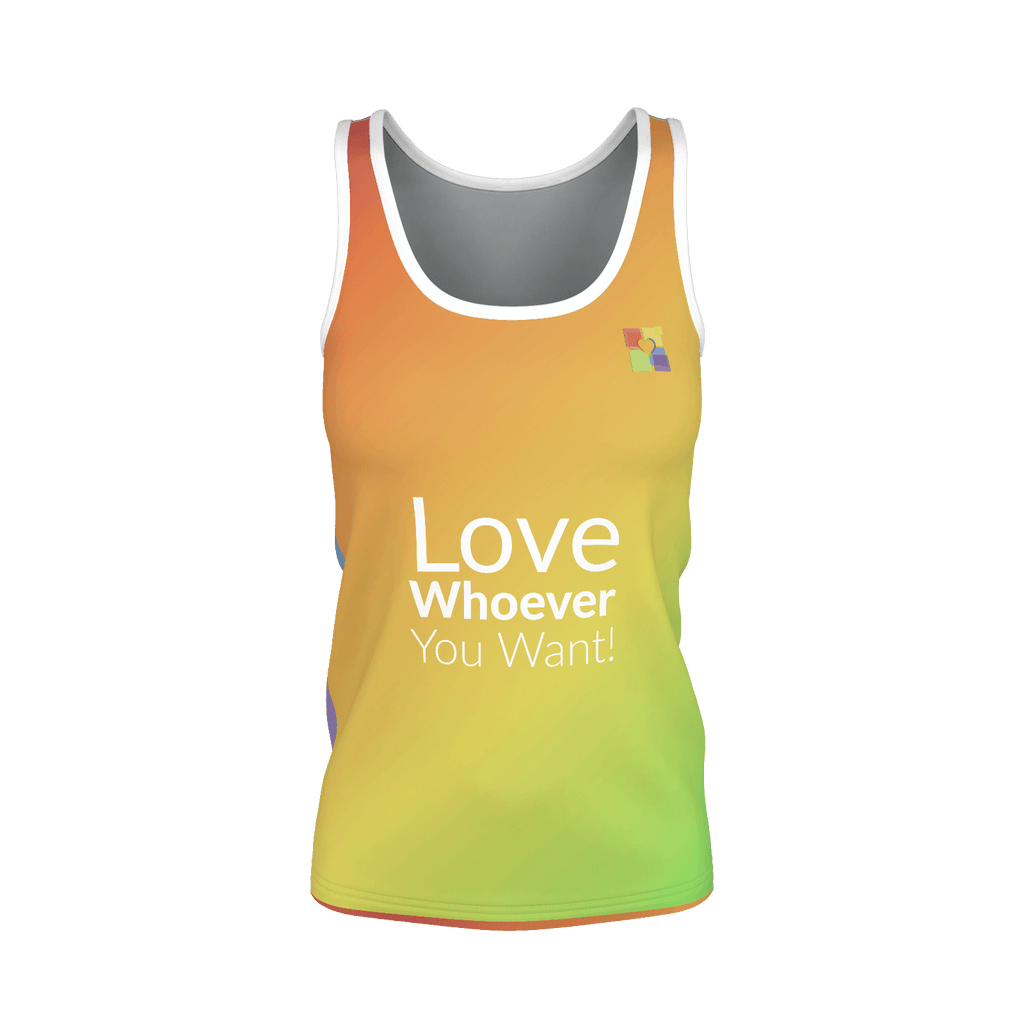 "Women: ""Love Whoever You Want (2018)"" Tank"