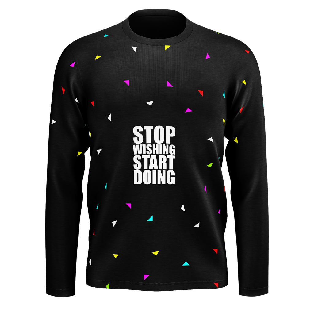 Stop Wishing Start Doing... Inspirational Fashion (Party Style)