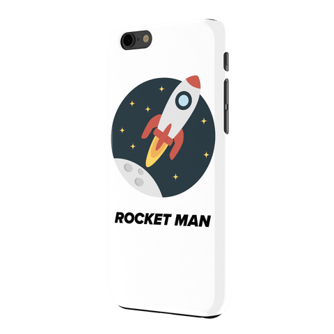 Rocket Man iPhone 6 slim case