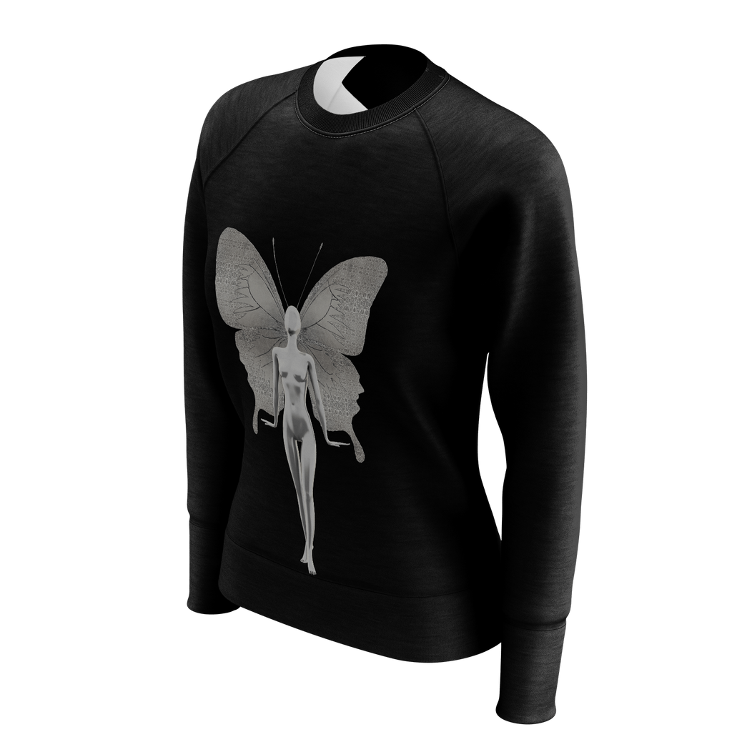 The Silver Fairy - Women's Sweatshirt