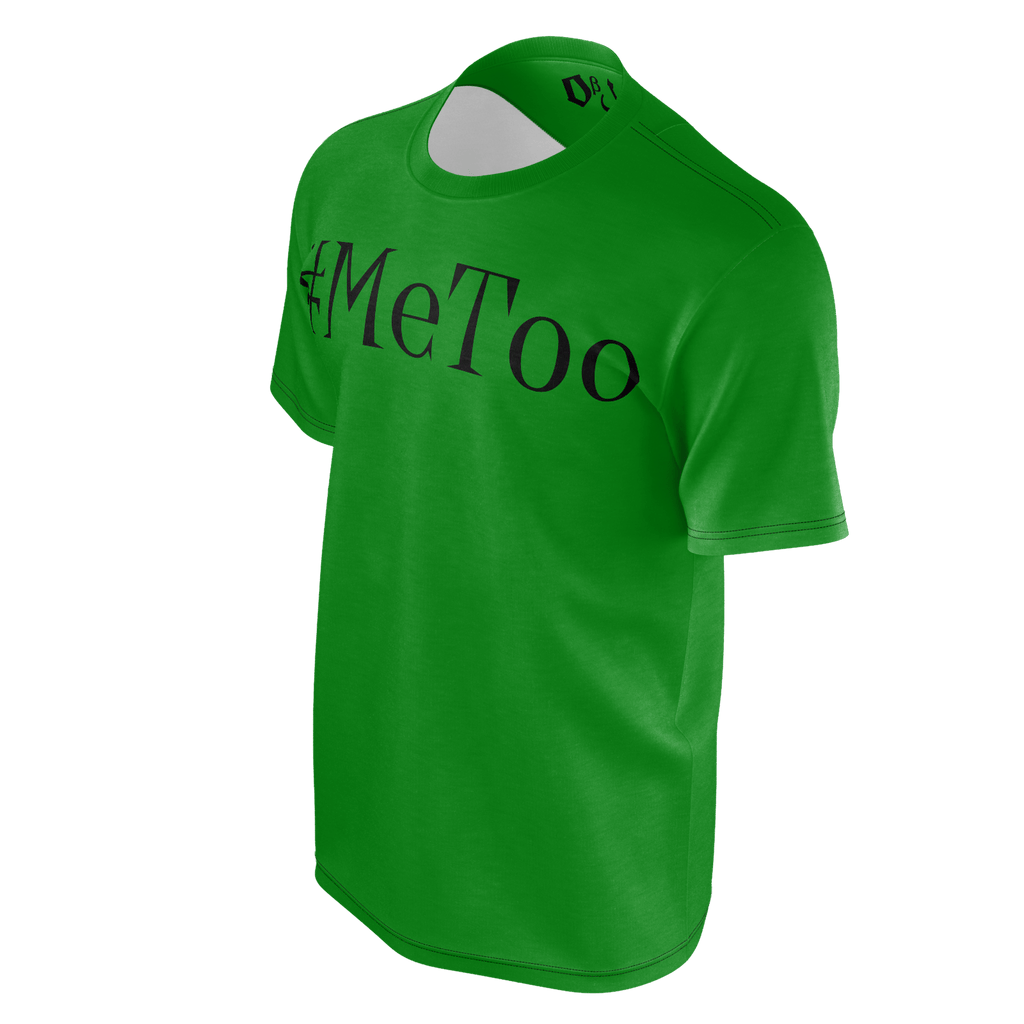 #MeToo Men's T-Shirt (Green)