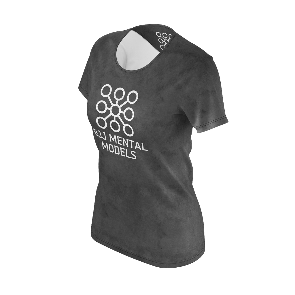 Women's grey logo shirt - jersey