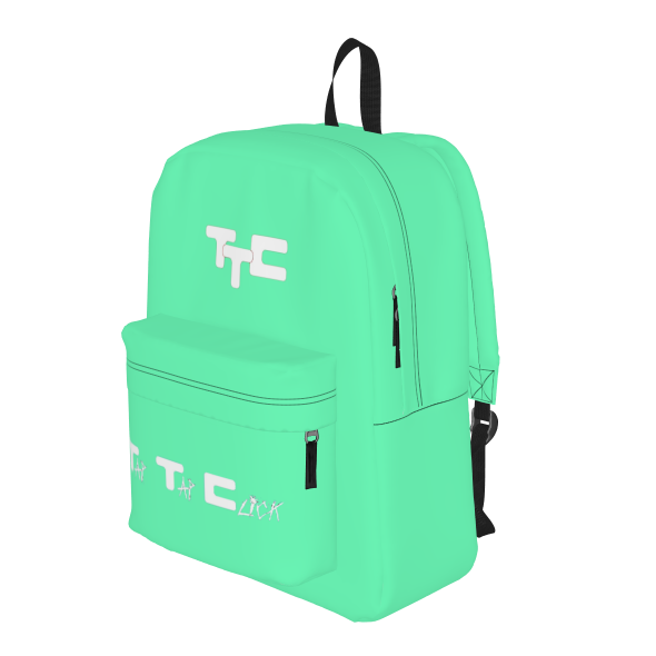 Tap Tap Click Channel Art Backpack