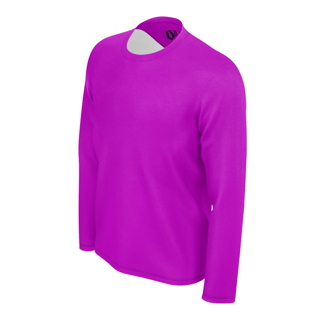 Remember the Lost Men's Long Sleeve SJ T-Shirt (Pink)