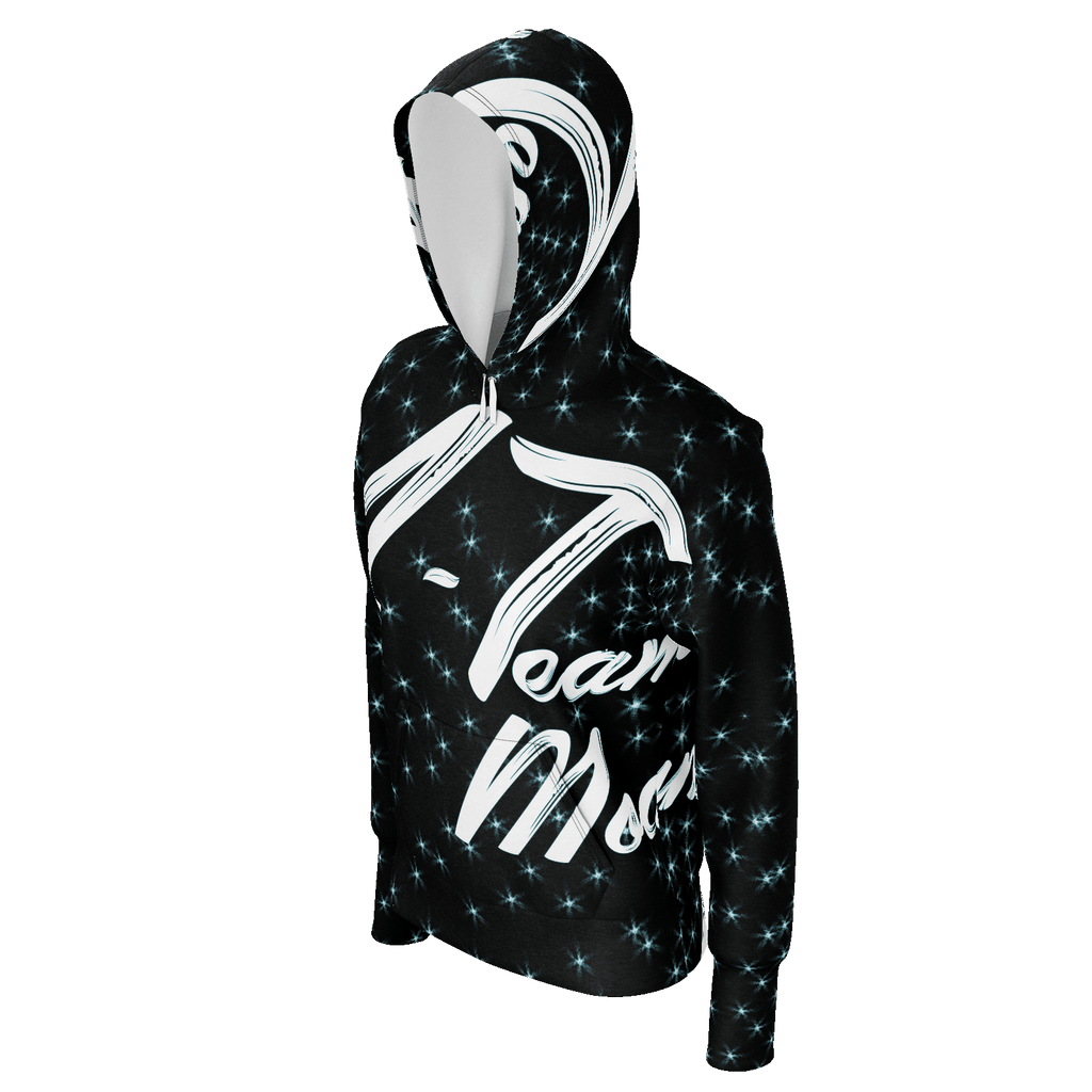 Womens Cold At Night Hoodies