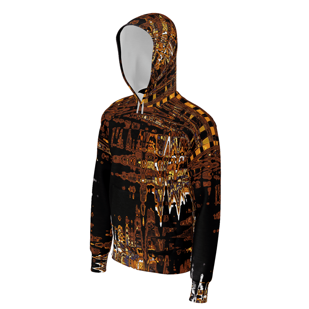 mystic men's hoodie by Yahyah-Shannaz
