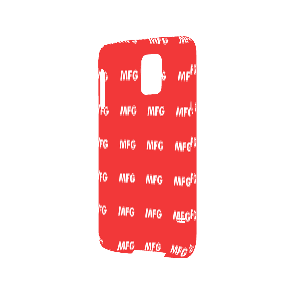 MFG Repeat (small) Samsung Galaxy S5 Slim Case