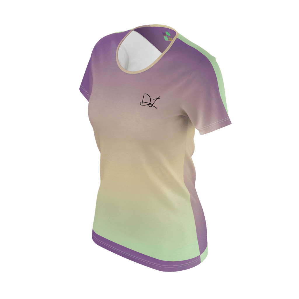 Women: DL Gradient T-Shirt