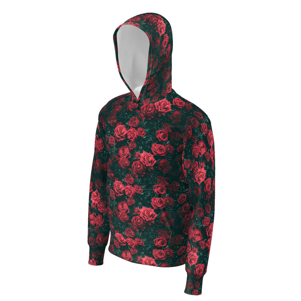 Beautiful Floral Rose Hoodie