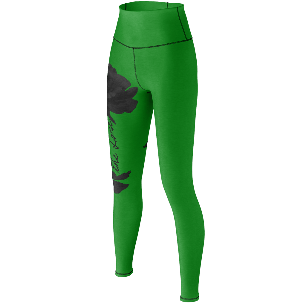 Remember the Lost Yoga Pants (Green)