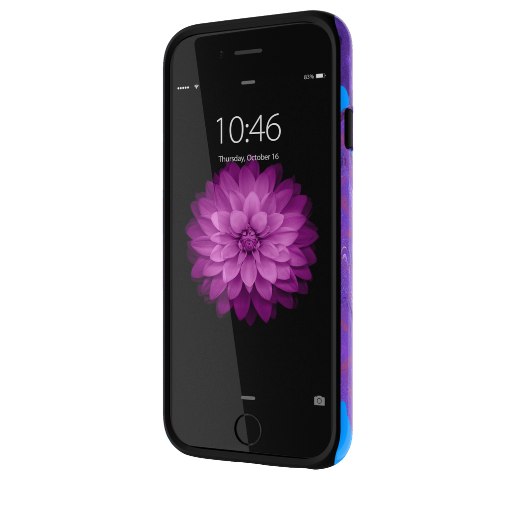 Purple Melt iPhone 6s Tough Case