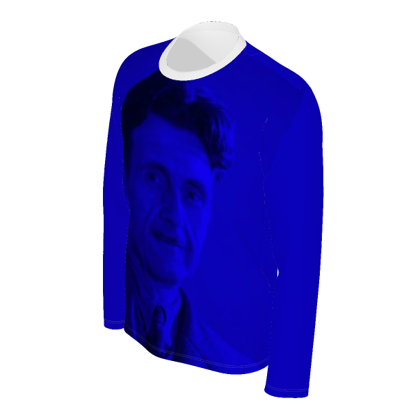 George Orwell - Celebrity (Dark Fashion)