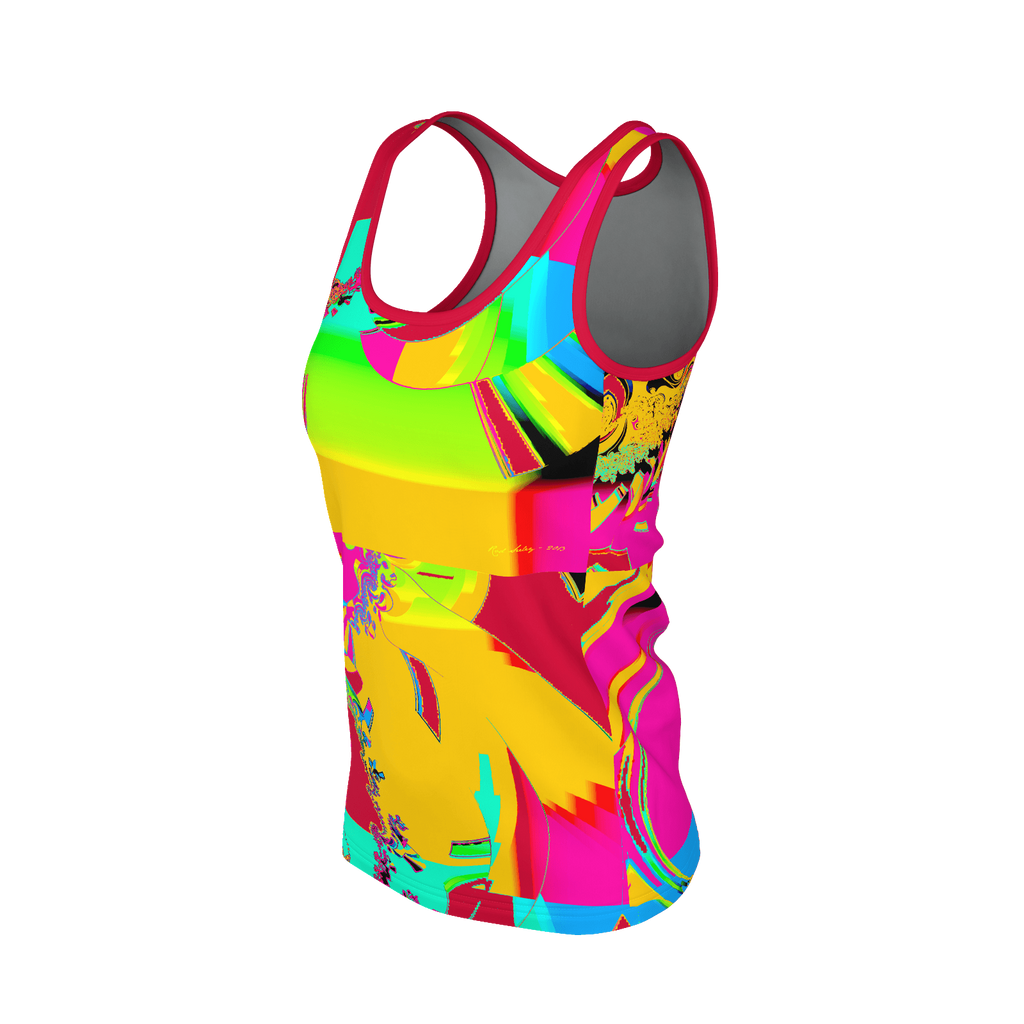 Color Mystic-Women's Tank Top