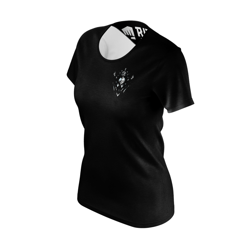 SEASON 2019 RANKED REWARDS WOMEN'S SHORT SLEEVE TEE - SILVER