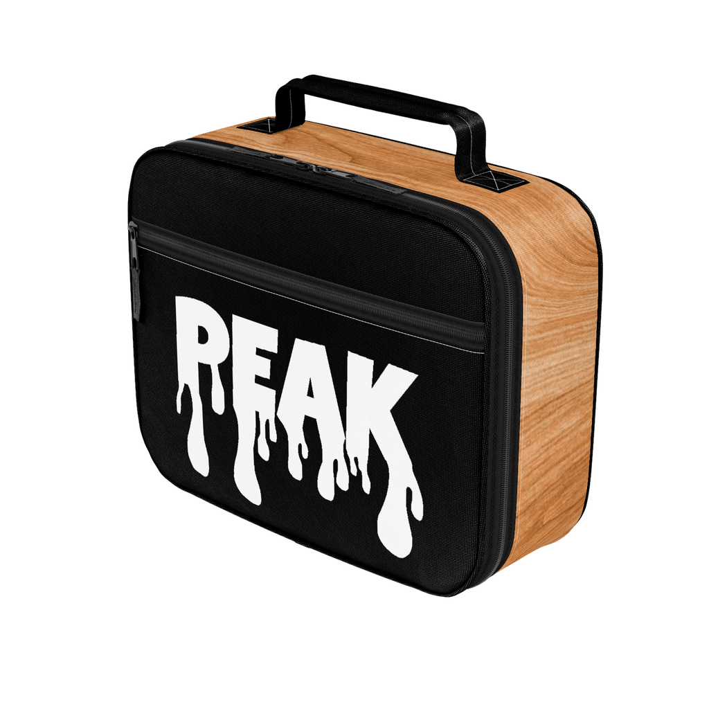 Wooden Design Peak Lunchbox