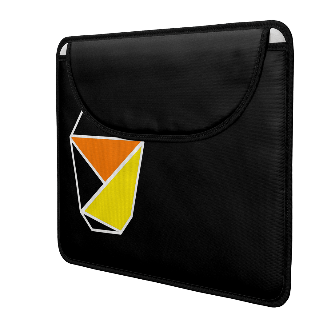 Black Macbook Air Laptop Sleeve