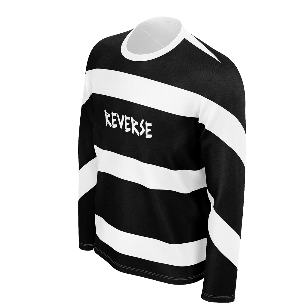 REVERSE MEN LONG SLEEVE