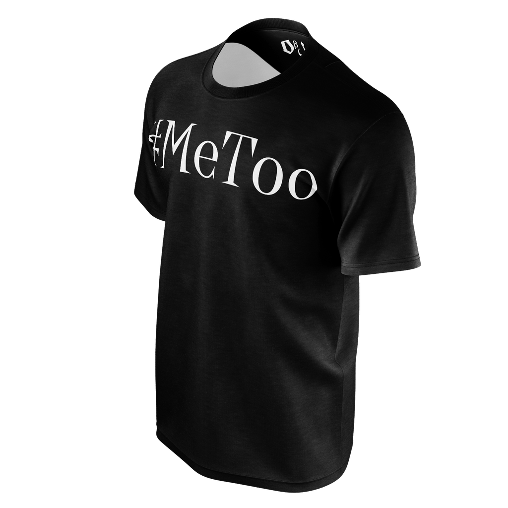 #MeToo Men's T-Shirt (Black)