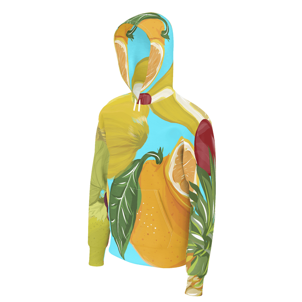 Tropical Fruits Hoodie