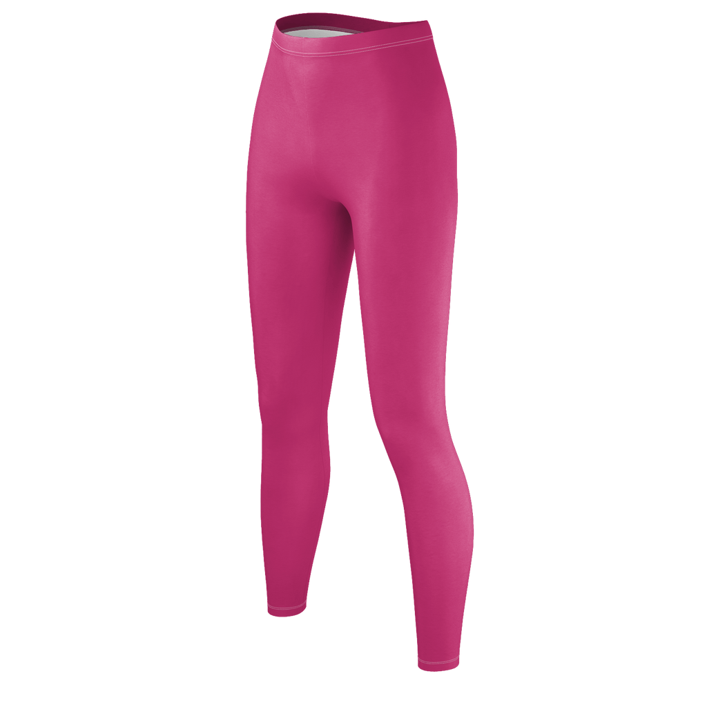 Beetroot Purple Leggings