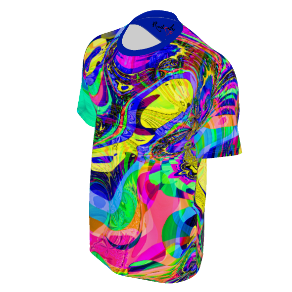 Colorful Maze -Men's Tee