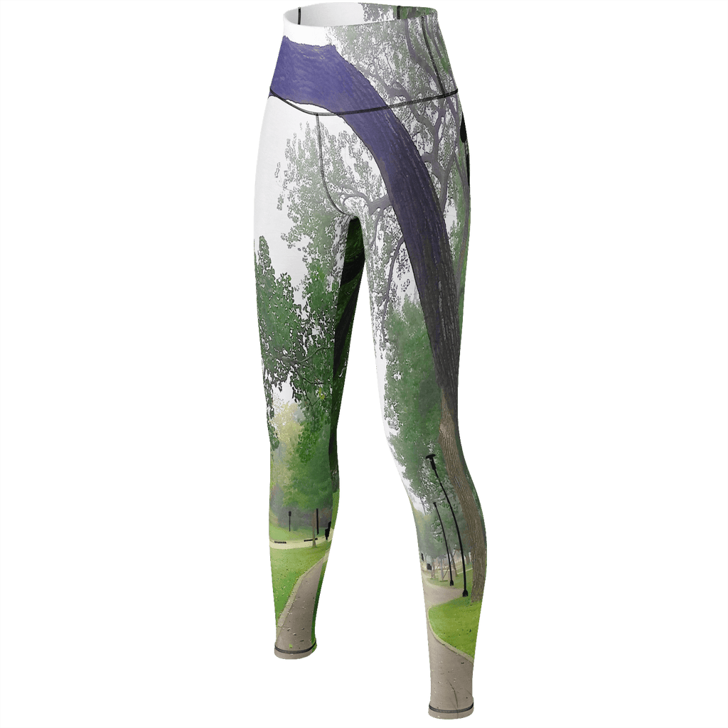 Nature's Path Yoga Pants