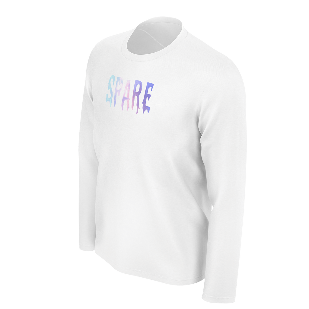 Spare Long Sleeve (Frozen theme white)