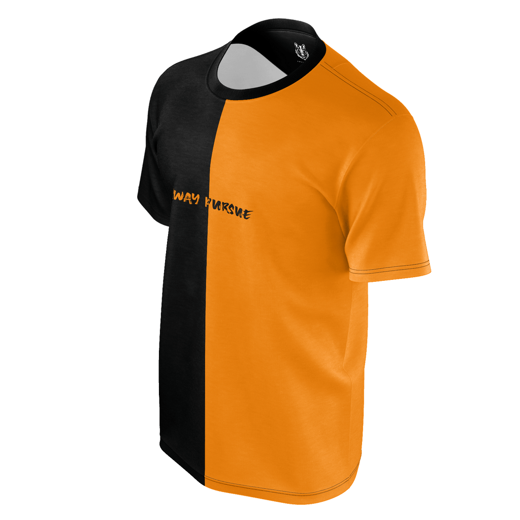 SP - XX Black / Orange T-Shirt (SJ)