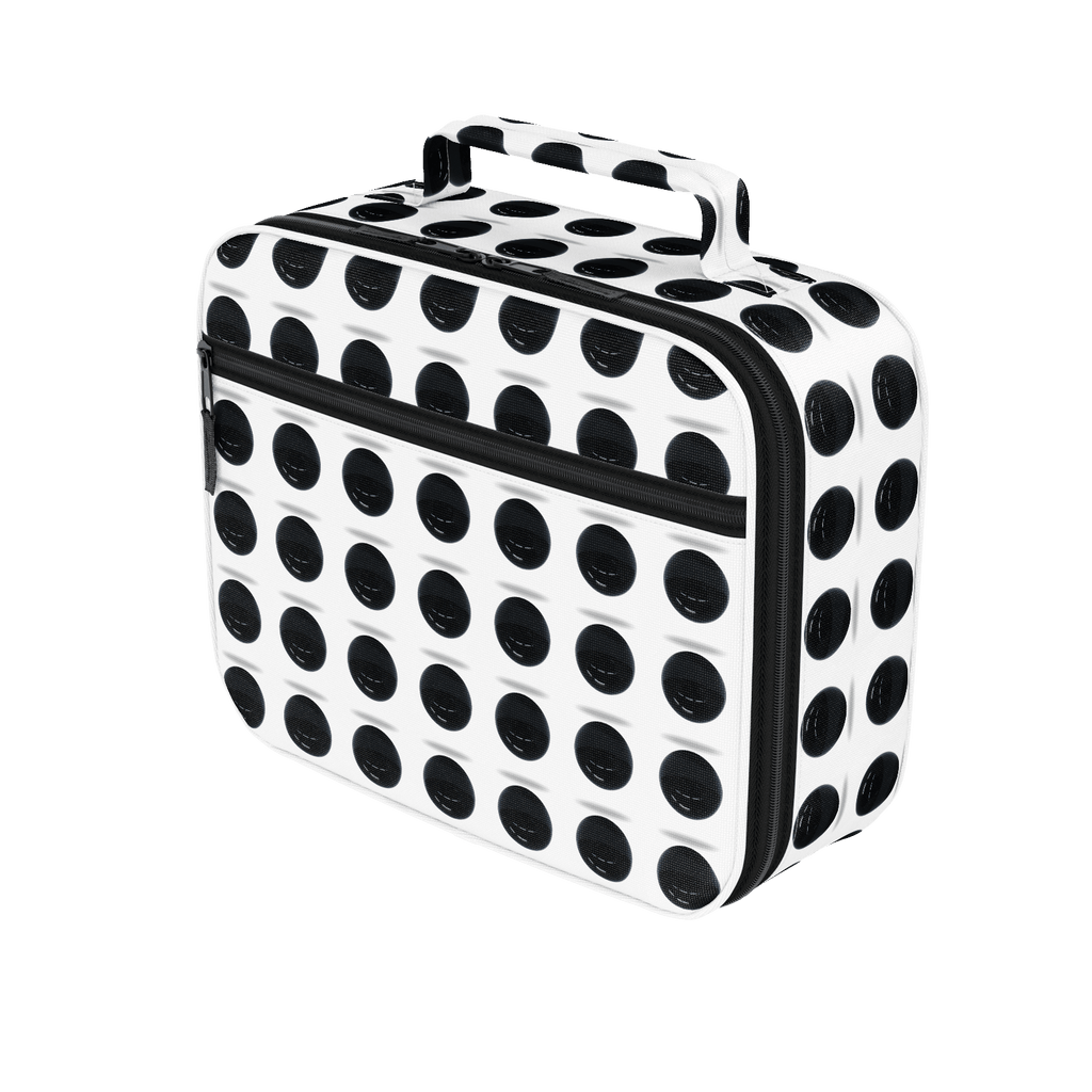 Polka Dot Pattern - Lunch Box