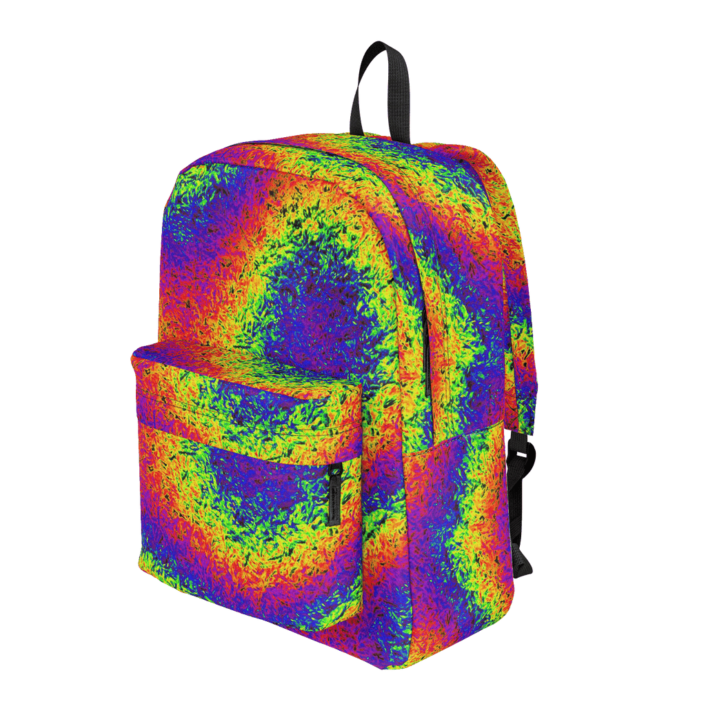 Psychedelic Classic Backpack