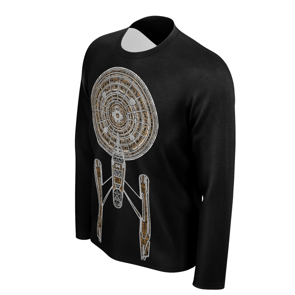 TREKKIE - Men's long Sleeve