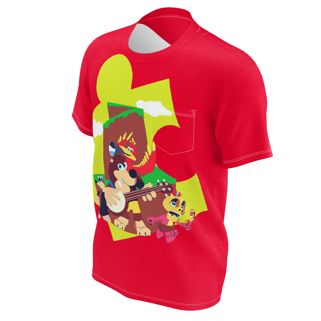 BANJO T-SHIRT MALE