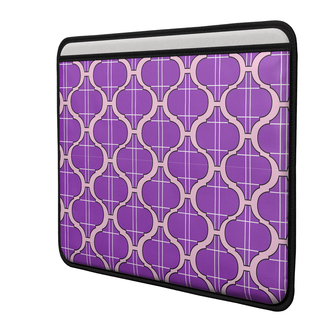 Dahlia laptop cover