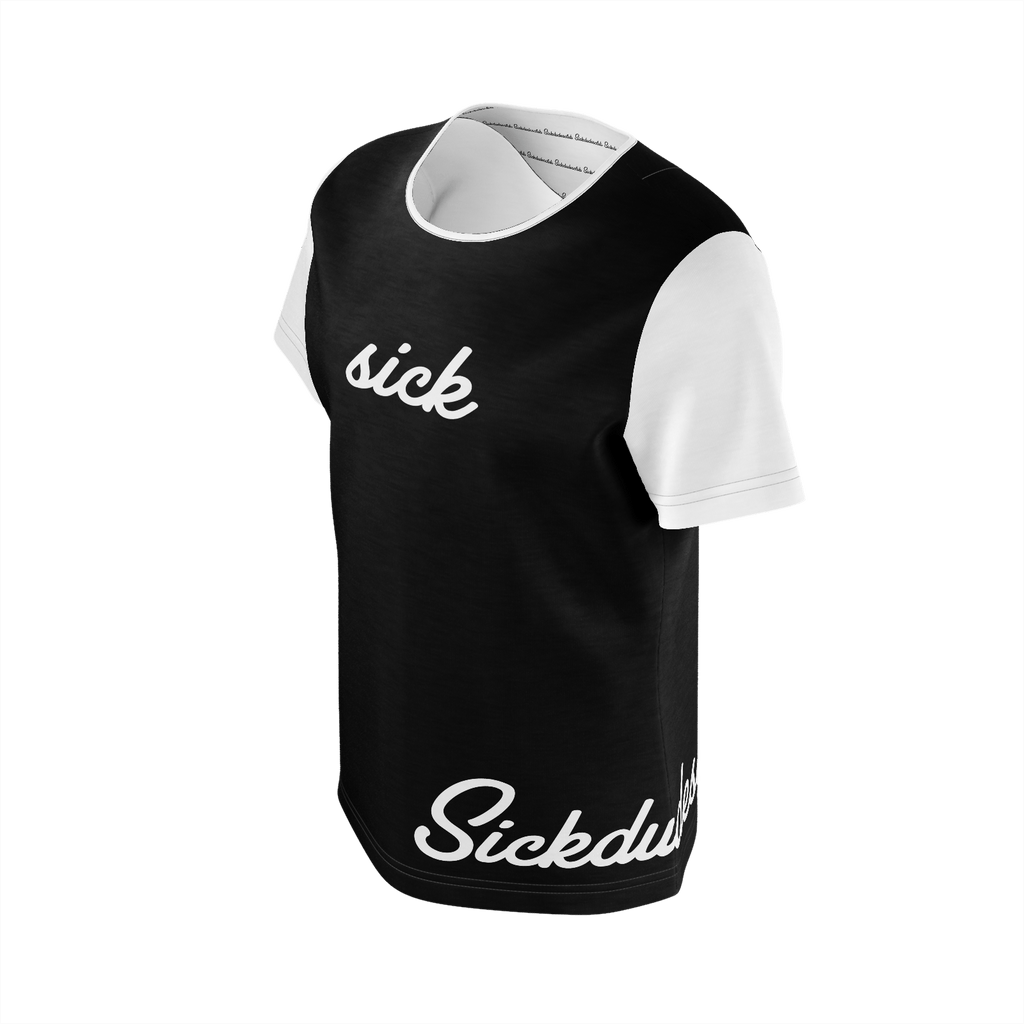 Sick B&W ladies Tee