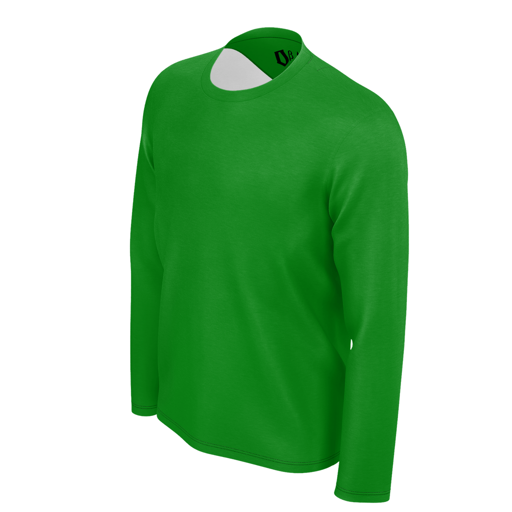 Remember the Lost Men's Long Sleeve SJ T-Shirt (Green)