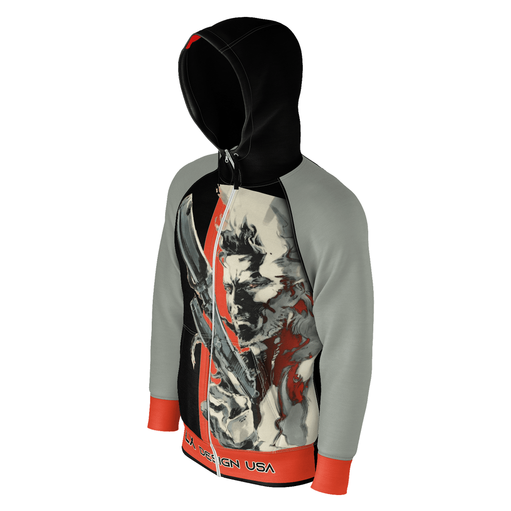 The Gunman hoodie LX design USA