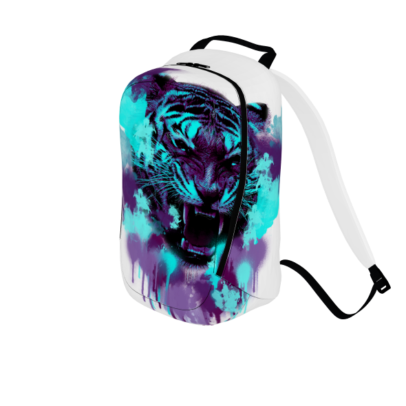 Painted Tiger Backpack