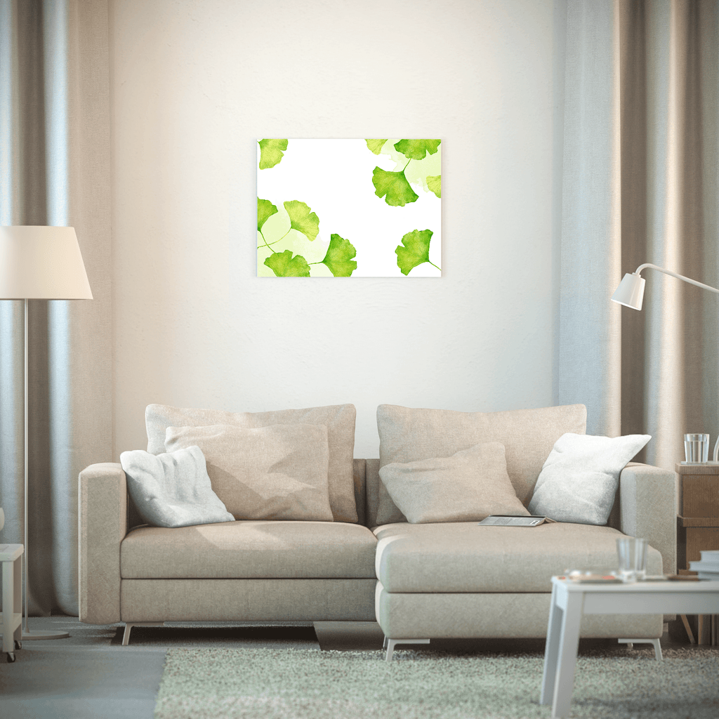 Poster horizontal Leaf